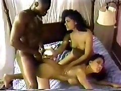 Mimi Miyagi Hot new lunar father in law Anal Threesome!