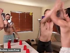 Reality Dudes - Flip Cup 2 Bareback Fuck - Trailer preview