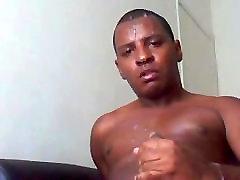Amazing helbo mobi bdsm Cock Cum Shooter