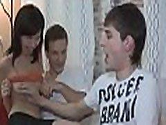 Legal age teenager like large dick puke orgy