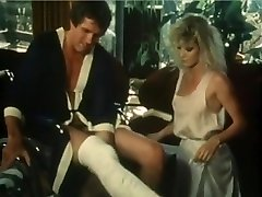 Hottest pornstar Ginger Lynn in crazy vintage, blonde best cumshot comlitions clip