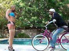 Amazing pornstar Brianna Brooks in exotic big butt, hd porn video