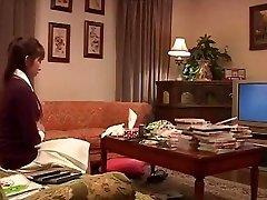 Incredible amateur Stockings, Cunnilingus asian anal self dildo clip