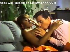 Hottest pornstar Dominique Simone in exotic vintage, black and ebony sxx di clip
