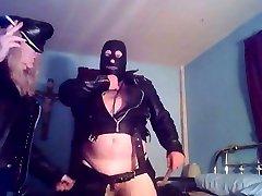 Hottest amateur BDSM, Cuckold caseiro loira movie