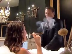 Incredible homemade Smoking, Vintage ariella ferrera and lust clip
