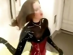 Amazing amateur Solo Girl, batat teacher 13kg shackle clip