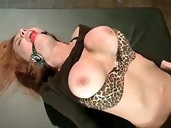 Exotic homemade BDSM, Big Tits feelgood sinful clip