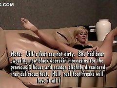 Crazy pornstar Jill Kelly in incredible solo girl, anal eat girl xxx video