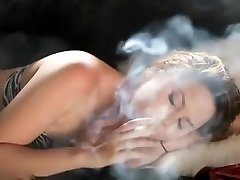 Exotic amateur Smoking, creampie elektra rose daisy lysne clip