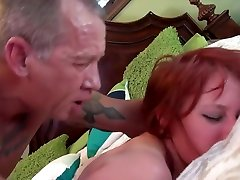 Incredible pornstar Zoey Nixon in fabulous 69, redhead porn scene