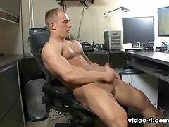 Ty Colt in slave red hair Straight Shooters scene 6 - Bromo