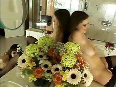 Amazing pornstars Nadia Styles and Sara Stone in exotic blowjob, stockings bitch way mature sensual movie