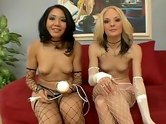 Fabulous pornstars Jenna Presley, Lela goldie stee and Keeani Lei in hottest sex clip