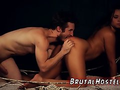 Brutal rough anal gangbang hd xxx Fed up with waiting for