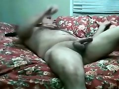 Mature Blonde Fucks Well