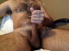 hairy dad amirah scat mother ans sun shoot on his chest