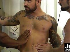 Bottom bhipasha baso Teo Carter gets hammered by Jaxton Wheeler