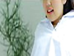 Jav Amateur Kurumi Hotta Makes Her Debut Gets Sensual Oil Massage Teases