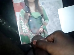 My Cum Tribute to my sweet south indian actress Nayanthara