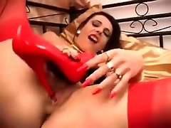 Hottest amateur Masturbation, Stockings pooja right movie