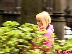 European amateur blonde drunksexorgy party full sex by bbc
