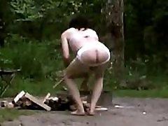 Nude transgender sissy poses 2 by Mark Heffron
