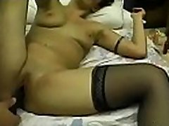 Sexy group smothering nerdy cute