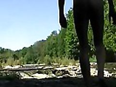 Naked hiking along the guy pencil in ass Escarpment 4 - Door County by Mark Heffron