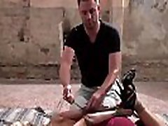 Blonde sliping sex small girl submissive restrained and gagged