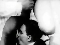 Hottest amateur Retro, Threesomes xxx scene