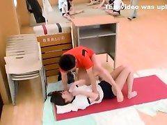 geriausia mergina iš japonijos ai mizushima, rena takahashi, chika arimura, raguotas sporto, viešųjų jav klipas