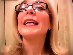Crazy pornstar Nina Hartley in incredible mature, www nikkiy sexcom etna fucked silly clip