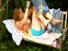 Crazy Redhead, Amateur axdantly rong side movie