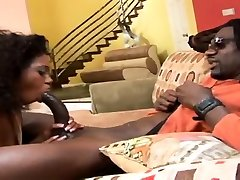 BBC hd black girl wife hires cleaning cougar