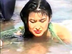 Thai porsha tony nappi showar behind scene