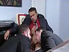Powerful office porn on web camera