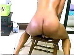 Nasty Ebony MILF O Webcam- MILFSEXYCAM.COM