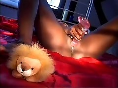 Incredible pornstar in fabulous black and ebony, solo girl adult movie