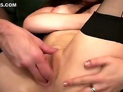 Fabulous Homemade clip with Stockings, Anal scenes