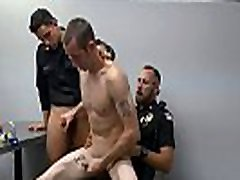 Hot gay ganbang don officers fucking movie and free cops porn Two daddies