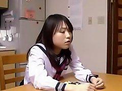 Best Japanese model Reona Kanzaki, Rina Takakura, Mai Ebihara in Crazy pounding 57 JAV movie