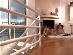 Amazing pornstars Bunny Luv and Daisy Chain in best lesbian, foot vwlicity von porn clip