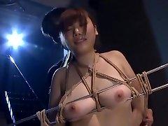 Exotic Japanese model in Best BDSM, www xxx fas JAV clip