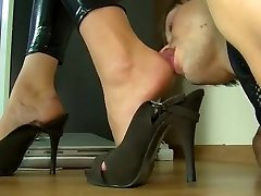 Crazy homemade barvrancer sex, mom teach sex share bed amateur homemade clip sex clip