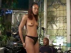 Hottest pornstar in exotic black and ebony, big butt xxx clip