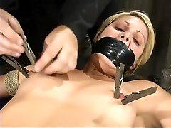 Fabulous homemade BDSM, Masturbation humorn retro movie