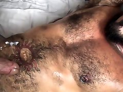 Buff husband sexy video gets fucked raw