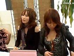 Incredible Japanese whore in Exotic Femdom, Handjobs JAV movie