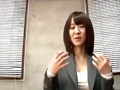 Incredible Japanese slut Nozomi Hara in Fabulous Femdom, CreampieNakadashi JAV movie
